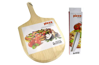 Pizza Duo Pack - Paddle + Cutter