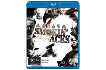 Smokin Aces Blu-ray Region B