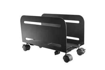 Brateck Universal Mobile CPU Stand, For most ATX cases, up to 10kg, 119-209mm