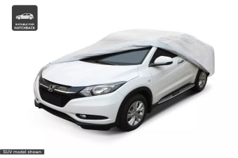 Certa Car Cover (Hatchback/Medium Sedan)