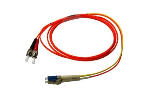 Dynamix FMC-SMLC-ST  2M LC/ST Mode Conditioning  Lead. Single Mode transmit on LC