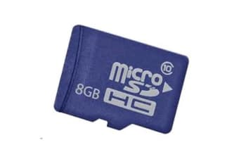 HP 8GB MicroSD EM Flash Media Kit