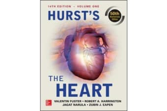 Hurst's the Heart, 14th Edition - Two Volume Set