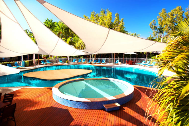 BROOME: 2 Night Luxury Apartment Stay at Seashells Broome, Cable Beach For Two (2 Bedroom Apartment)
