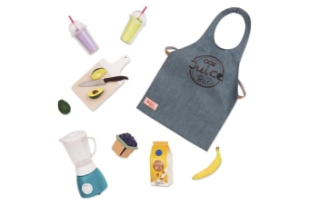 Our Generation Juice Bar Accessory Set
