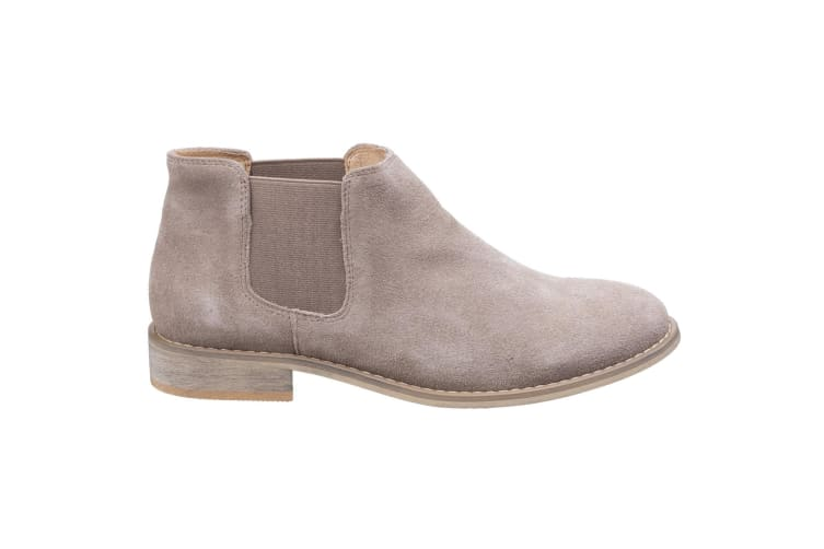 Divaz Womens/Ladies Megan Chelsea Shoe Boots (Taupe) (8 UK)