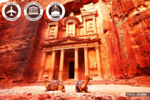 JORDAN & EGYPT: 13 Day Jordan & Egypt Tour Including Flights for Two