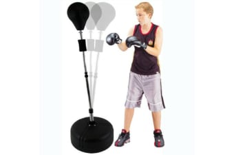 Free Standing Speed ball Training Boxing Punch Speed Ball Stand