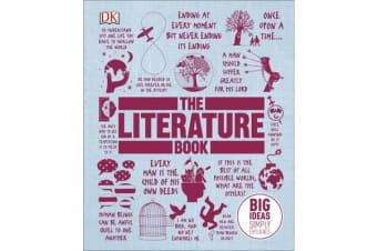 The Literature Book - Big Ideas Simply Explained