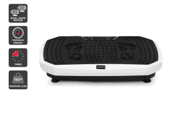 Fortis Dual Motor Vibration Plate
