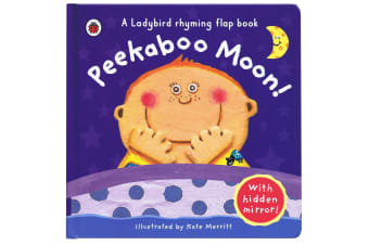 Peekaboo Moon! by Ladybird