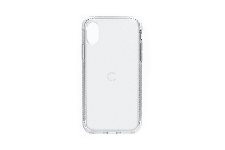 sports shoes a7073 3d72a Cygnett Orbit Protective Case for iPhone X - Crystal