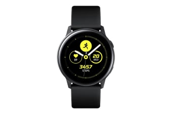 Samsung Galaxy Watch Active SM-R500 (40mm, Bluetooth, Black)