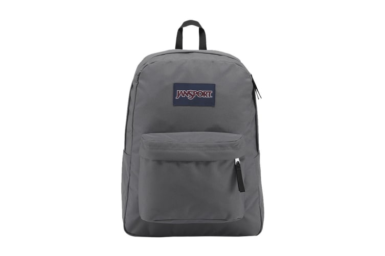 Jansport Superbreak Classic Mainstream Bag (Deep Grey)