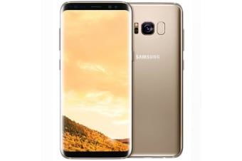 Used as demo Samsung Galaxy S8 SM-G950F Gold 64GB (AU STOCK, AU MODEL, 100% Genuine)