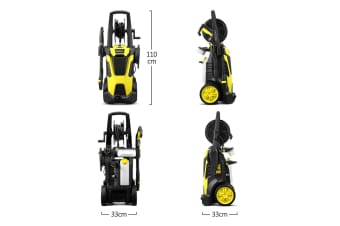 Strong Pressure Washer Electric Cleaner with wheels