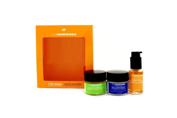 Ole Henriksen 3 Little Wonders Box Set (3pcs)