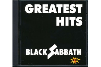 Black Sabbath ‎– Greatest Hits BRAND NEW SEALED MUSIC ALBUM CD - AU STOCK