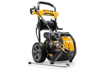 NEW Cleaner 4800 PSI 8HP High Pressure Washer Petrol Water Hose Gurney