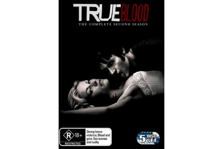 True Blood : Season 2 - Series Rare- Aus Stock DVD PREOWNED: DISC LIKE NEW