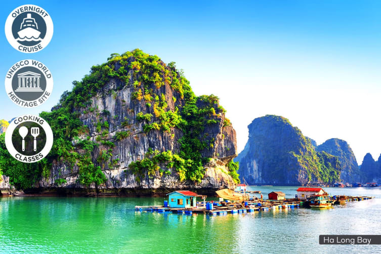 VIETNAM: 12 Day Private Vietnam Foodie Adventure Tour for Two