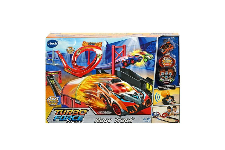 Vtech Turbo Force Battle and Race Track