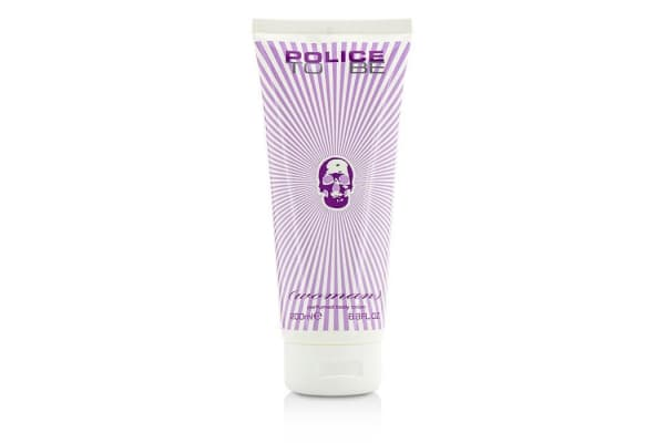 Police To Be Perfumed Body Lotion (200ml/6.8oz)