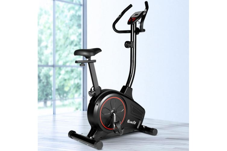 Exercise Bike Training Bicycle Fitness Cycling Machine Home Gym Trainer