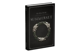 The Elder Scrolls Online: Summerset - Official Collector's Edition Guide