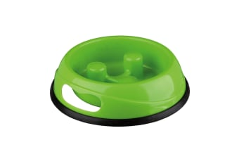 Trixie Slow Feed Dog Bowl - ASRTD (Assorted) (1.5 L)