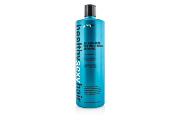 Sexy Hair Concepts Healthy Sexy Hair Sulfate-Free Soy Moisturizing Shampoo (1000ml/33.8oz)