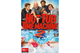 Hot Tub Time Machine 2 DVD Region 4