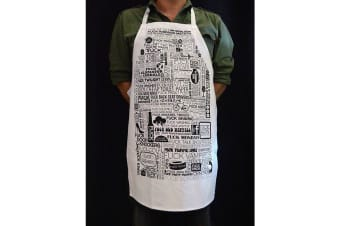 The F Word Rude Kitchen Cooking Apron