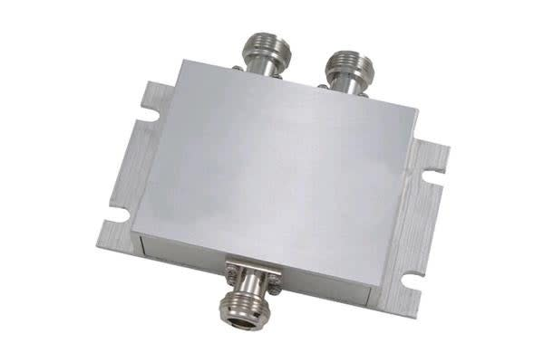 HyperLink Technologies SPLIT-01 750 MHz to 2700 MHz Wideband 2-Way Signal Splitter