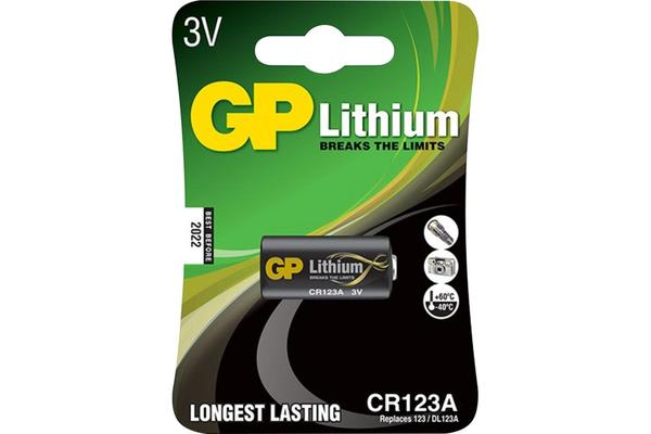 Gp Gp 3V Lithium Battery
