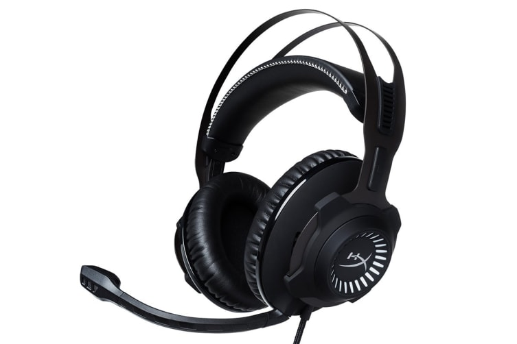 HyperX Cloud Revolver S Gaming Headset with Dolby® 7.1 Surround Sound