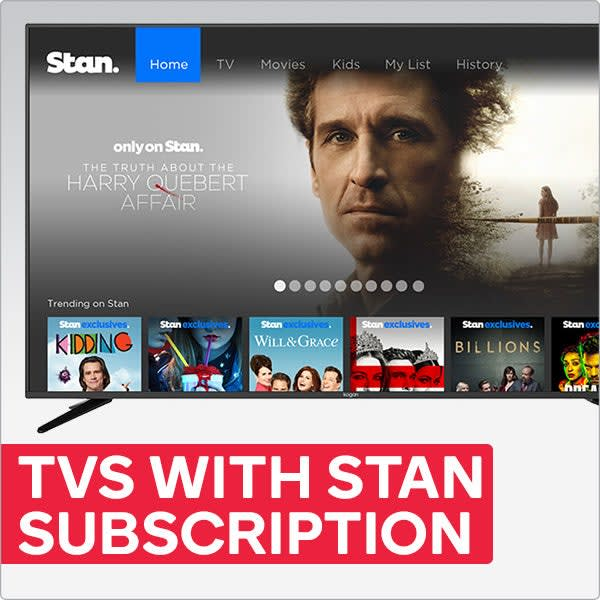 LED TV and Stan Bundles