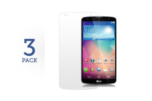 3 Pack Screen Protector for LG G Pro 2