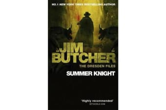 Summer Knight - The Dresden Files, Book Four