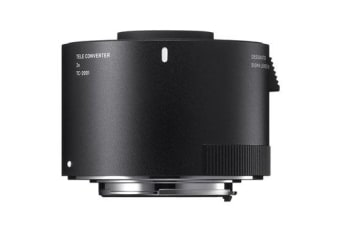 New Sigma TC-2001 2x Teleconverter for Canon (FREE DELIVERY + 1 YEAR AU WARRANTY)