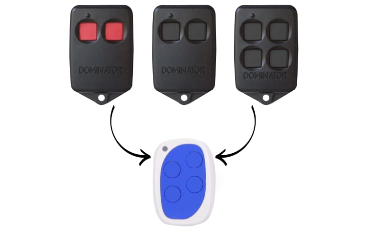 Dominator Compatible Remote