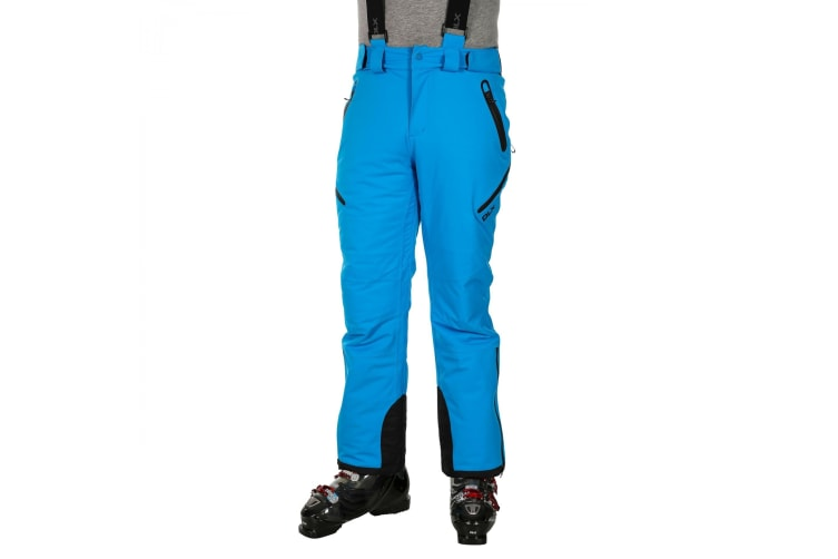 Trespass Mens Kristoff Stretch Ski Trousers (Vibrant Blue) (S)