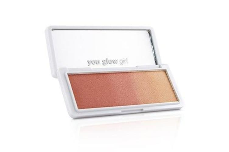 Bliss Light the Glow Illuminating Gradient Powder Blush - # Bellini Sunset 10g/0.35oz
