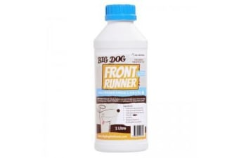 Big Dog Front Runner Omega 3, 6 & 9 Oil Supplement for Dogs - 1 Litre
