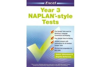 Year 3 NAPLAN-style Tests