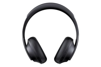 Bose Noise Cancelling Wireless Over-Ear Headphones 700 - Black