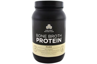 Dr. Axe / Ancient Nutrition Bone Broth Protein - Pure 890g