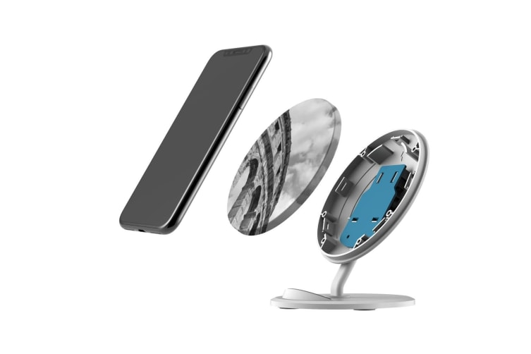 QI Wireless Charger For iPhone 11 Samsung Galaxy S20+ S20 Ultra Note 10+ Liberty