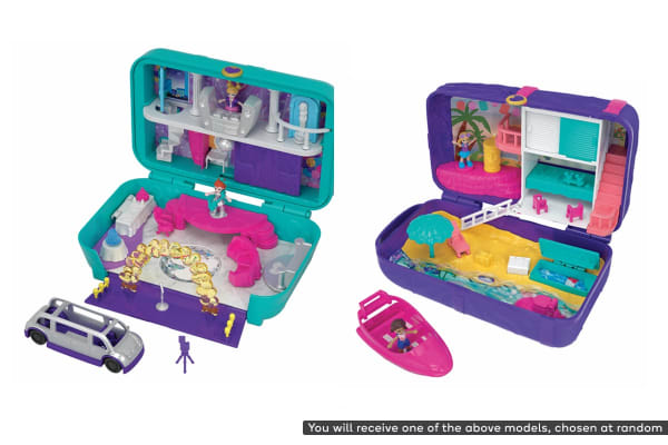 Polly Pocket Hidden In Plain Sight Playset (Assorted)