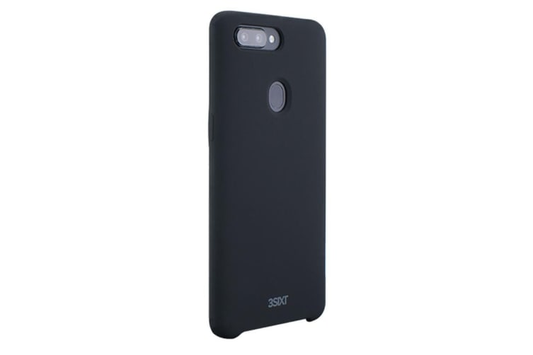 3SIXT Touch Case for OPPO R11s - Black